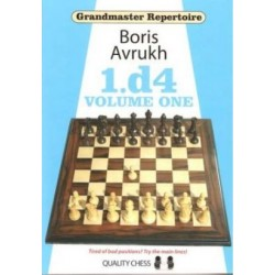 "Boris Avrukh ""1. d4"" vol.1 K-2592/1"