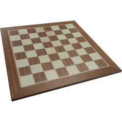 Duble-sided chessboard / chess and 100-field checkers - S-0013