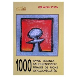 "József Pintér ""Pawn Endings"" (K-3028)"