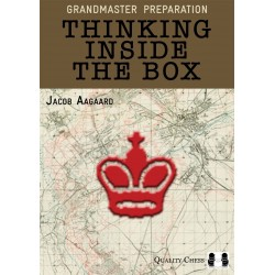 Jacob Aagaard - Grandmaster Preparation - Thinking Inside the Box - Hardcover (K-3538/T)