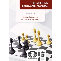 Efstratios Grivas - The Modern Endgame Manual. Mastering queen vs pieces endgames (K-5243)