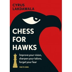 Chess for Hawks - Cyrus Lakdawala (K-5248)