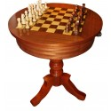 Stylish table for chess (A-0001)