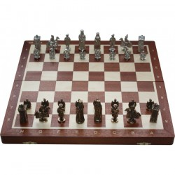 "Chess ""Cracow"" - metal figures (S-010)"