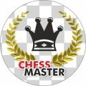 Chess Master - Button (A-89)