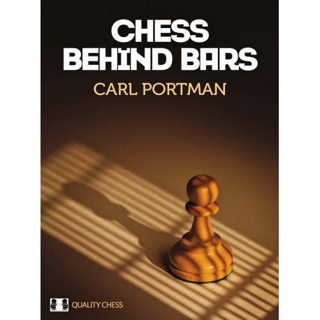 Carl Portman - Chess Behind Bars (hardcover) (K-5272)