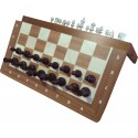 Magnetic Chess - Large - Inlaid (S-140/F)