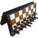 Magnetic Chess EXTRA - Burned (S-140/B)