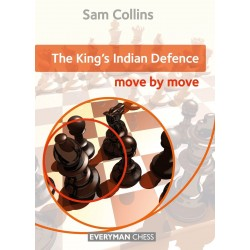 "Sam Collins - ""The King´s Indian Defence: Move by Move"" (K-5284)"