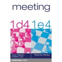 Meeting 1d4 and 1e4 by Jacob Aagaard, Esben Lund, Alexander Raetsky  (K-5289)