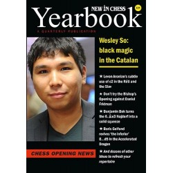 New in Chess Yearbook 124  (K-339/124)