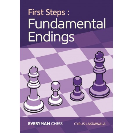 First Steps: Fundamental Endings by Cyrus Lakdawala (K-5297)