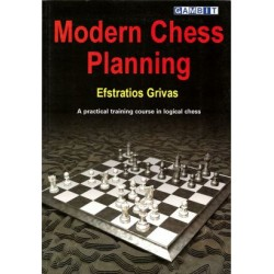 Modern Chess Planning by Efstrations Grivas