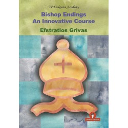 Bishop Endings - An Innovative Course by Efstratios Grivas (K-5304)