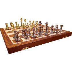 Golden Metal Chess (S-170)