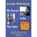 My Secrets in the Ruy Lopez by Lajos Portisch (K-5328)