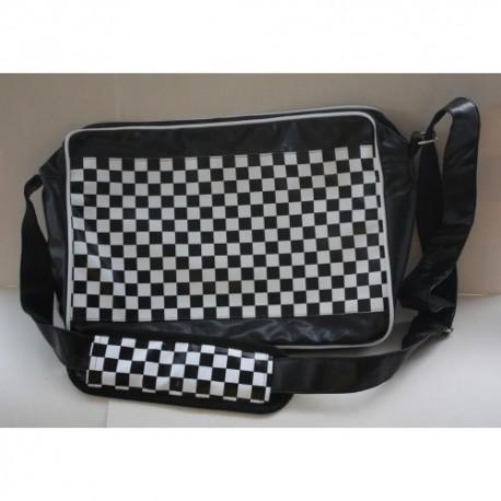 Bag with theme chess