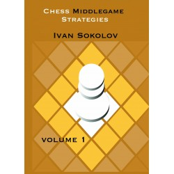 Chess Middlegame Strategies, Volume 1 by Ivan Sokolov (K-5315)