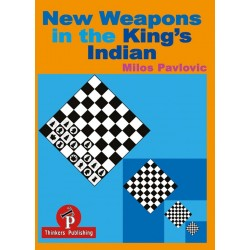 New Weapons in the King's Indian by Milos Pavlovic (K-5316)