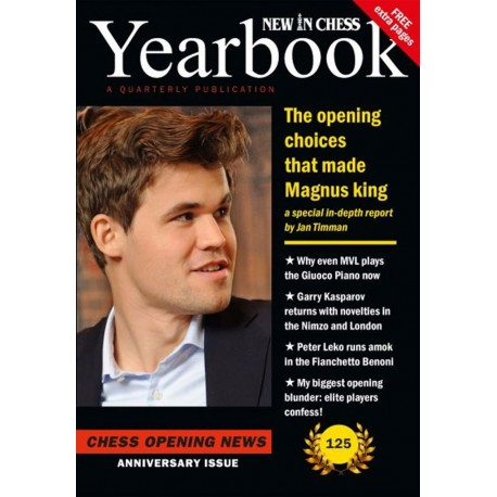 New In Chess YEARBOOK 125 (K-339/125)