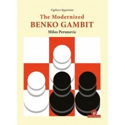 The Modernized Benko by Milos Perunovic (K-5354)