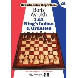 Grandmaster Repertoire 2A - King's Indian and Grunfeld by Boris Avrukh (K-5355)