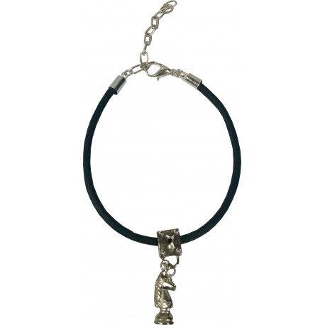 Bracelet with a Knight figure (A-100/2)