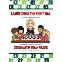 Learn Chess The Right Way. Book 4 Sacrifice to Win! - Susan Polgar (K-5349/4)