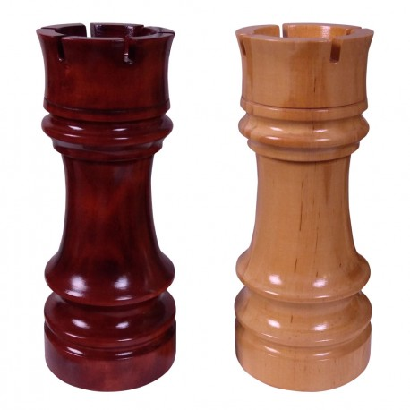 Wooden Cup - Rook