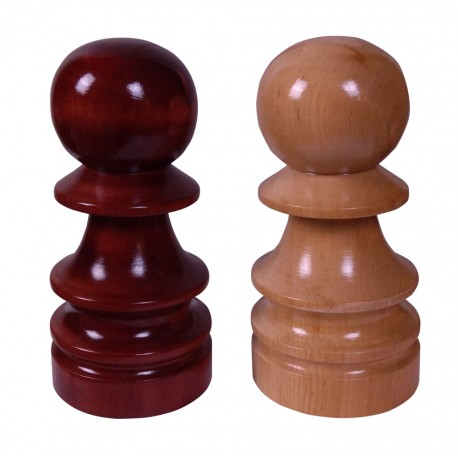 Wooden Cup - Pawn