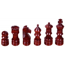 Wooden Cups - Set of black figures (A-8/CCP)