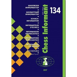 Chess Informant 134 Paperback (K-353/134)