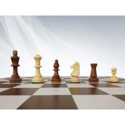 Chess Pieces Staunton No 5 i plastic bag (S-182)
