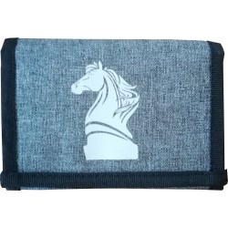 Wallet with a Chess Motif (A-110)