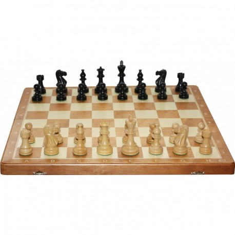 American - Tournament chess No. 6 / Black (S-162)