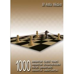 """IM Andras Meszaros """"1000 Miniature Chess Traps"""" ( K-356 )"""