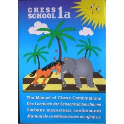 "Iwaszczenko S. ""The Manual of Chess Combinations"" vol. IA (K-72/ Ia)"