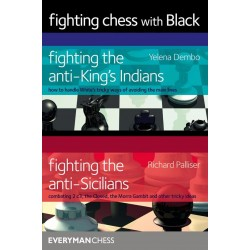 Fighting Chess with Black by Yelena Dembo and Richard Palliser (K-5413)