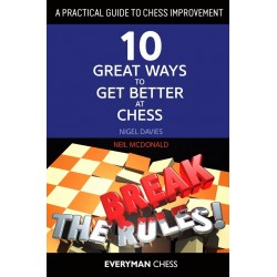 A Practical Guide to Chess Improvement by Nigel Davies and Neil McDonald (K-5418)
