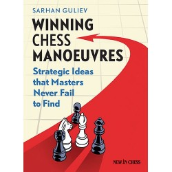 "Sarhan Guliev ""Winning chess manoeuvres"" (K-3487/wcm)"