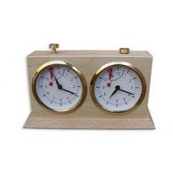 BHB Exclusive Spezial Wood Chess Clock (ZS-7)