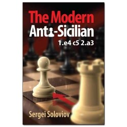"Sergei Soloviov ""The Modern Anti-Sicilian"" (K-4005)"