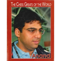 Vishy Anand  - The chess greats of the world (K-698/a)