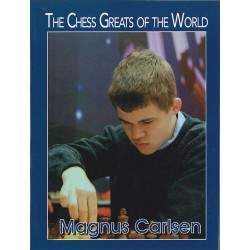 Magnus Carlsen - The Chess Greats of the World. (K-698/c)