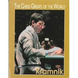 Kramnik Wladimir - The chess greats of the world ( K-698/k)
