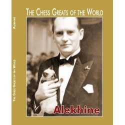 Alexander Alekhine - The Chess Greats of the World (K-839/aa)