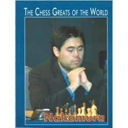 Hikaru Nakamura - The Chess Greats of the World (K-698/n)