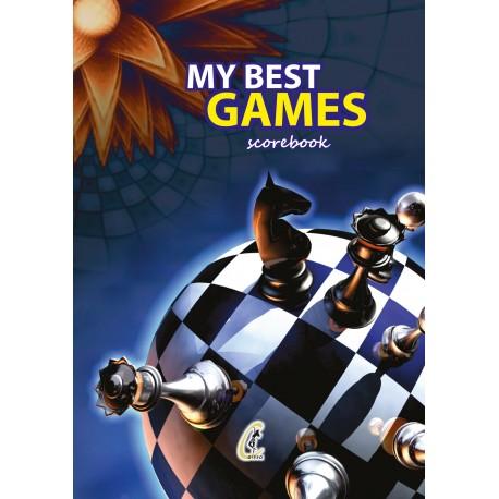 My Best Games. Scorebook
