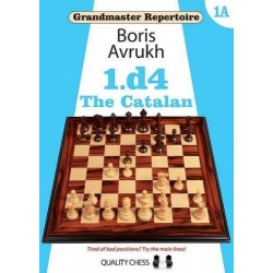 "Boris Avruch ""1.d4 The Catalan"" (K-3637/k)"