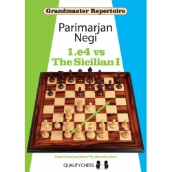 "Parimarjan Negi ""1.e4 vs The Sicilian I"" (K-3648/S1)"